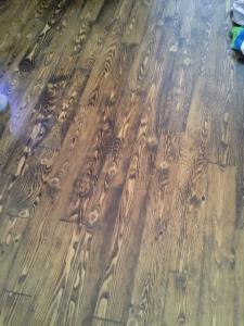 Hemlock Flooring 2
